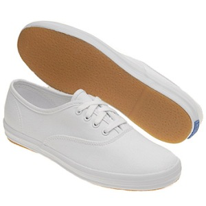StyleinSneakers Must Have - Keds White Canvas
