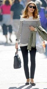 Olivia Palermo Weekend Chic